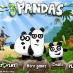 3 Pandas Adventure