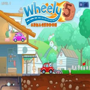 Wheely 5 - Play Wheely Game Online For Free