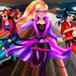 Barbie Agent Team Dress Up