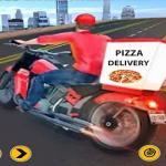 Big Pizza Delivery Boy Simulator Game