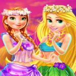 Disney Princesses Hawaii Shopping
