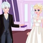 Elsa Wedding Photo Booth