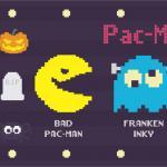 Halloween Math Pacman