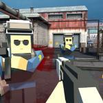 Pixel Factory Battle 3D io