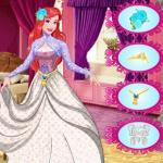 Princesses Prom Dress Design