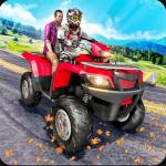 Quad Bike Traffic Racing Mania