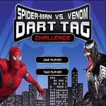 Spiderman vs Venom Dart Tag