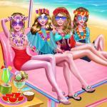 Summer Beach Spa Day