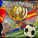 The Champions 4: World Domination
